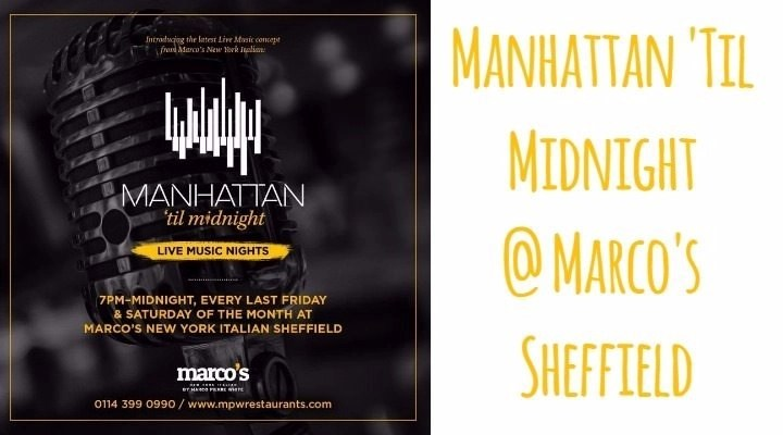 Manhattan Til Midnight Marco's