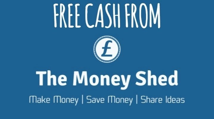 Free Cash from The Money Shed