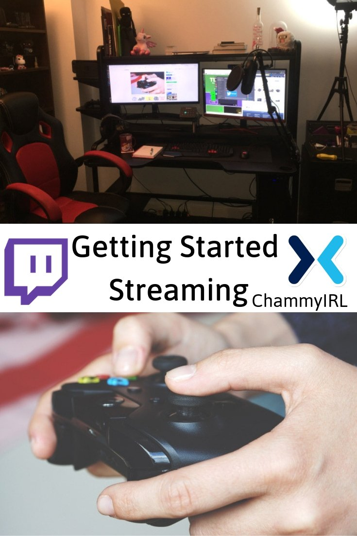 Getting Started Streaming