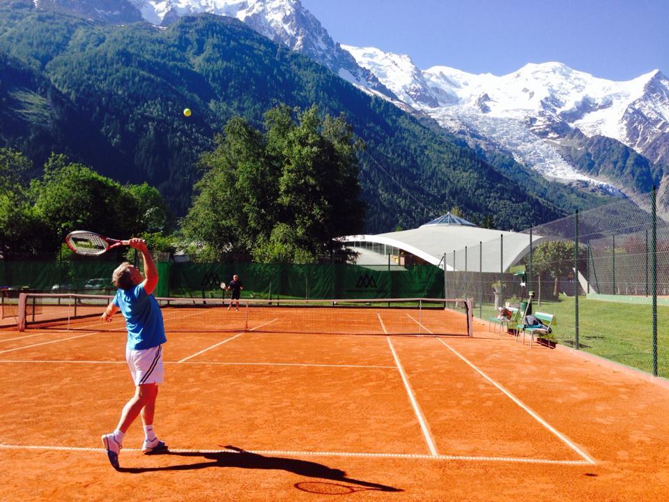 Tennis Chamonix