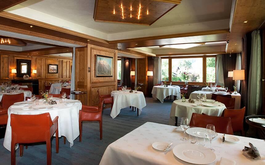 Albert 1er Restaurant Chamoni
