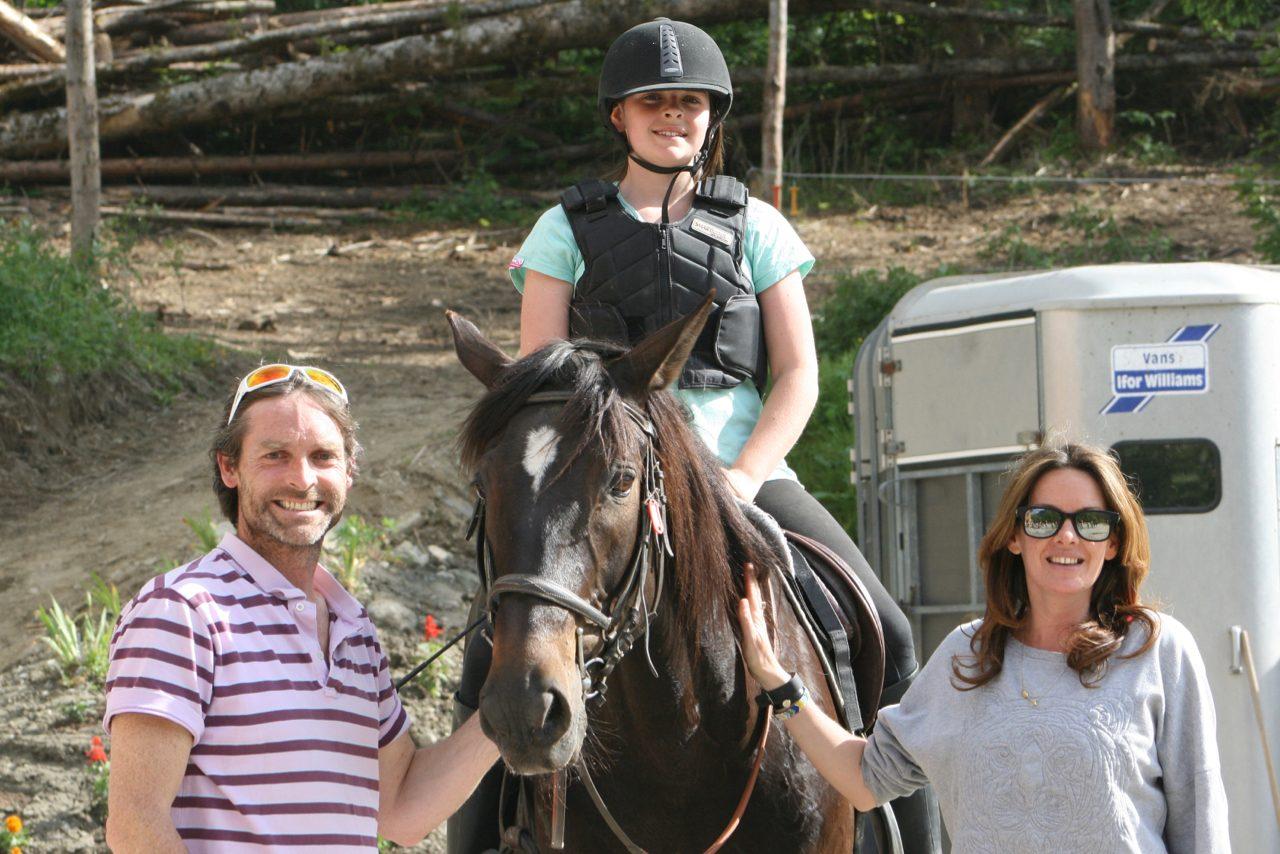 Chamonix Horse Riding Holidays