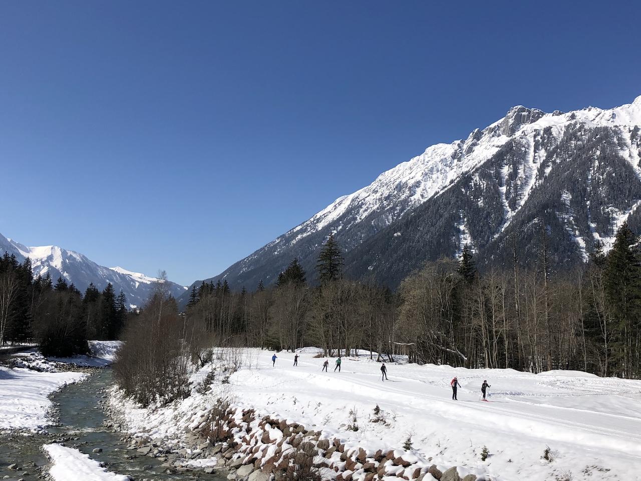 Ski de Fond Chamonix