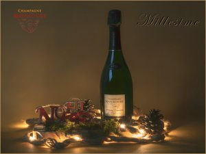 Millésime Champagne Mannoury