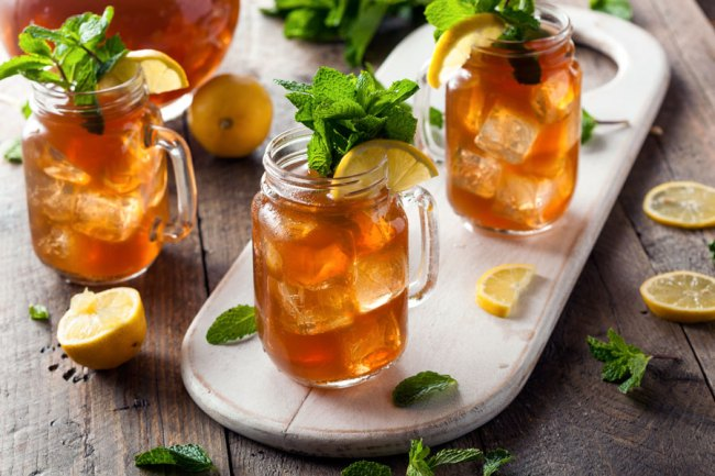 easy to make long island iced tea