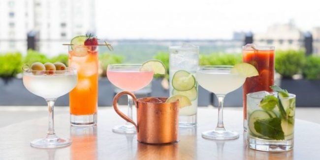 easy to make at home cocktails