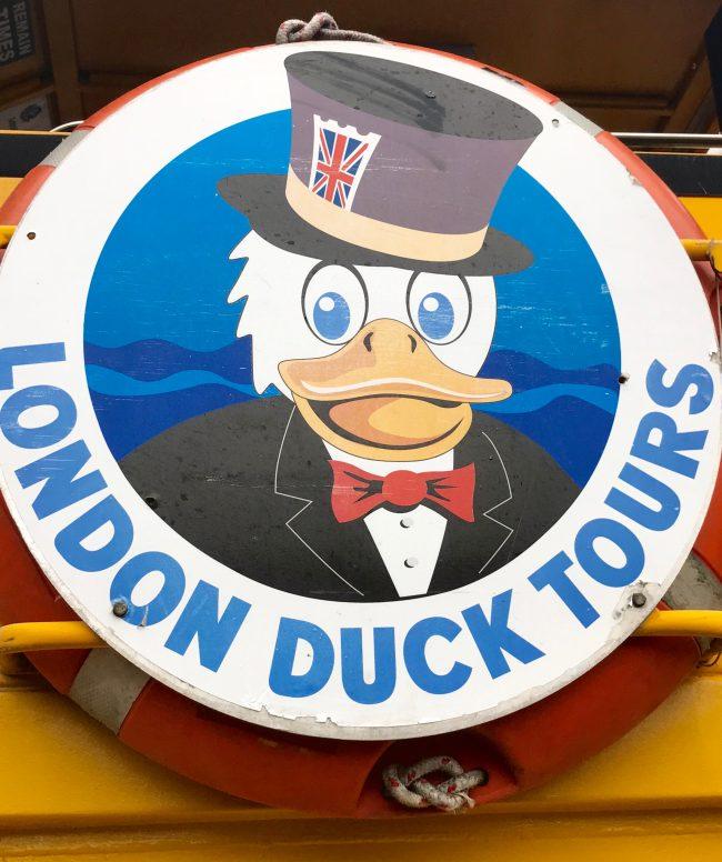 London Duck Tours