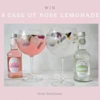 Summer drinks with Fentimans and giveaway