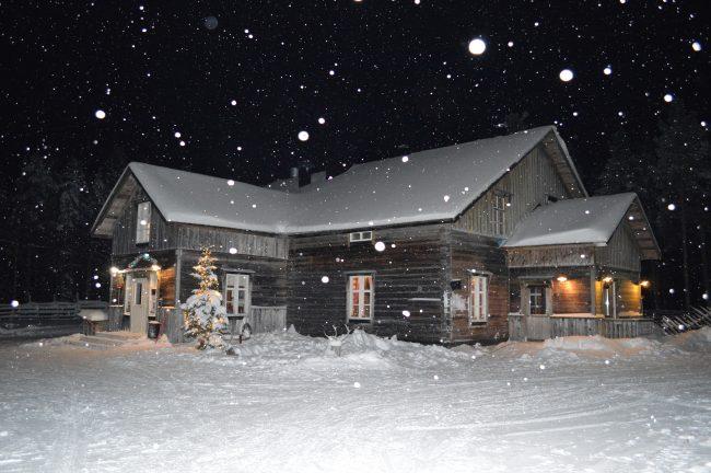 Aurora Cabin Lapland