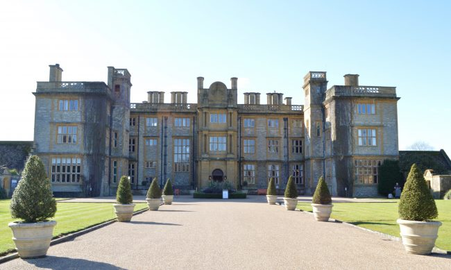 Eynsham Hall the Wedding venue of dreams