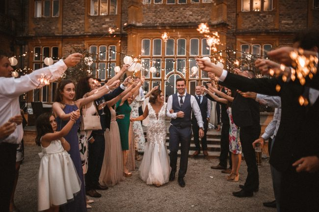 Eynsham Hall Wedding Photo