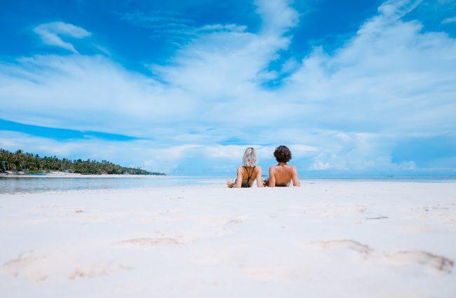 romantic honeymoon ideas beach
