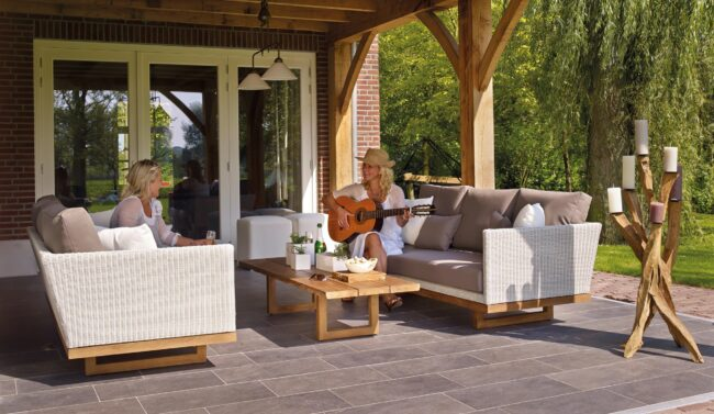 Turn Your Garden Into The Perfect Place To Entertain