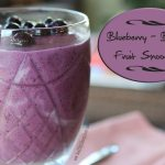 Blueberry-Banana Smoothie by Marie Dittmer of HealthyIdeasPlace