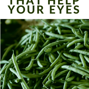 Foods That Help Your Eyes