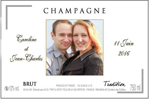 etiquette personnalisee champagne avec photo 2 jpg