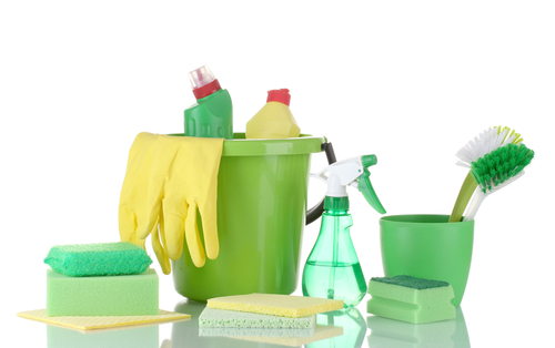 The Benefits of Green Non-Toxic Cleaning