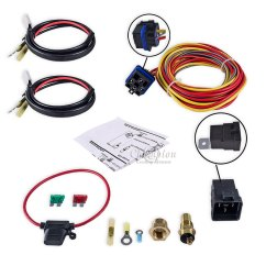 Radiator Fan Relay Wiring Diagram For 2005 Caravan 2002 Mitsubishi Lancer Horn How To Properly Wire Electric Cooling Fans A Kit Our Part Number Ccfkrl