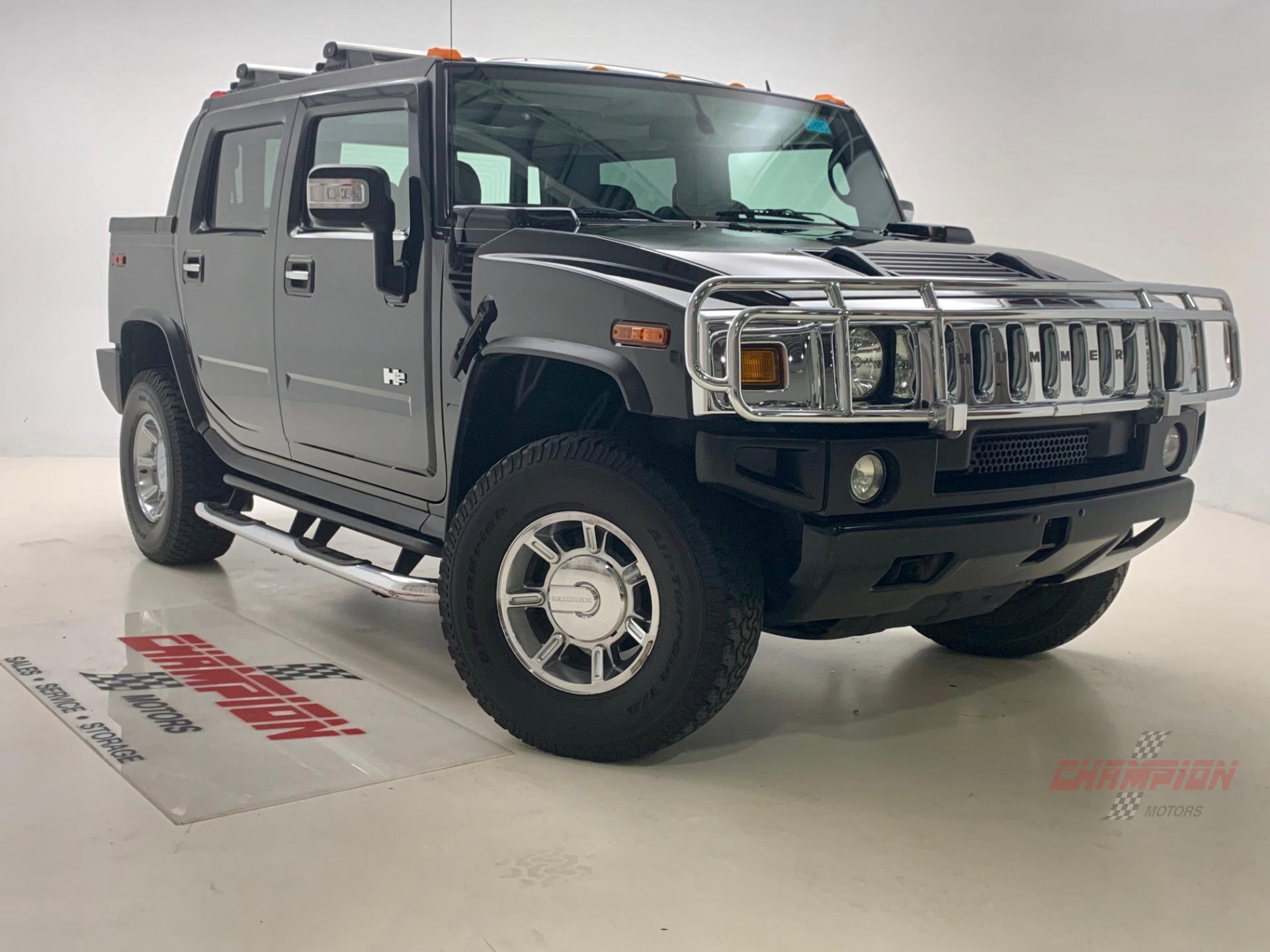 hight resolution of 2006 hummer h2 sut