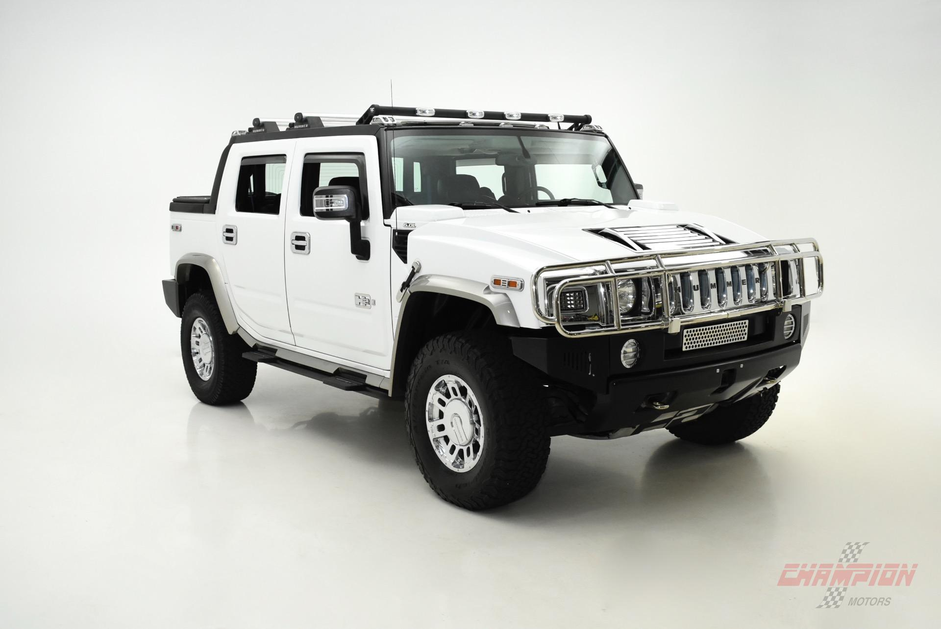 2006 HUMMER H2 SUT Exotic and Classic Car Dealership