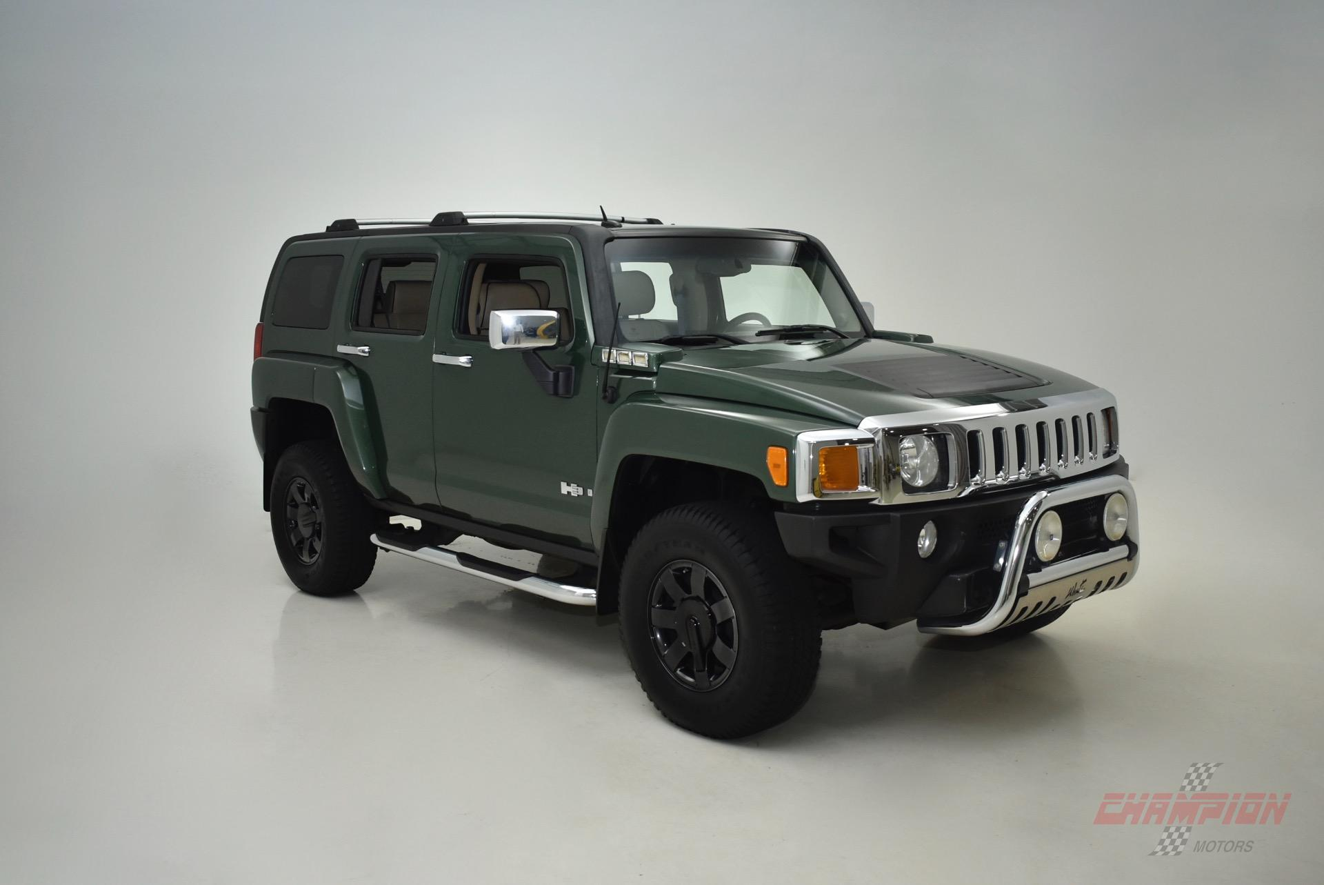 2006 HUMMER H3 Exotic and Classic Car Dealership specializing in