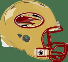 Elon Phoenix Rhodes Stadium Football Championship