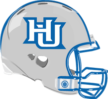 Image result for hampton university football helmet