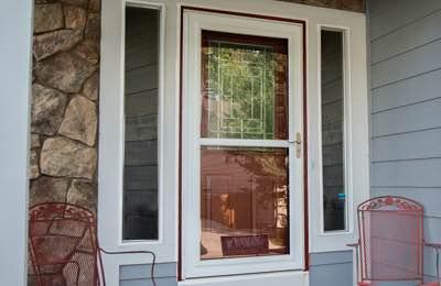 New Entry  Exterior Doors  Champion Windows  Home Exteriors