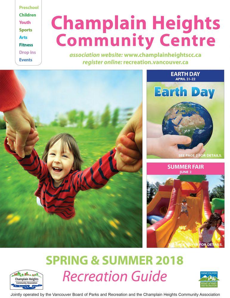 Spring & Summer Recreation Guide Online