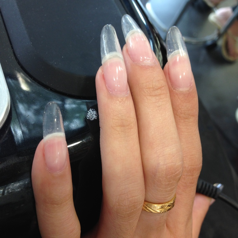 Picture An Exle Of The Hard Gel Nail