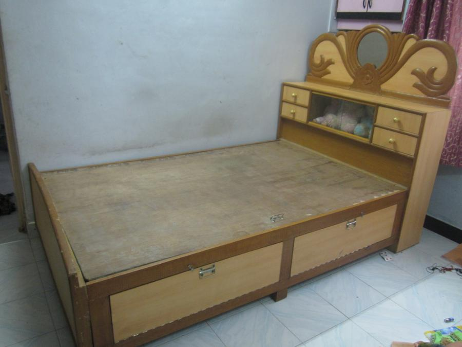 wall to sofa designs india sleeper with memory foam mattress wooden cot | chanda & co