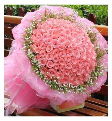 CF Pretty Pink Bouquet
