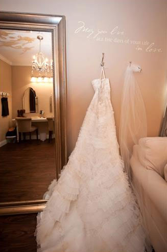 The Bridal Suite Chandler S Gardens