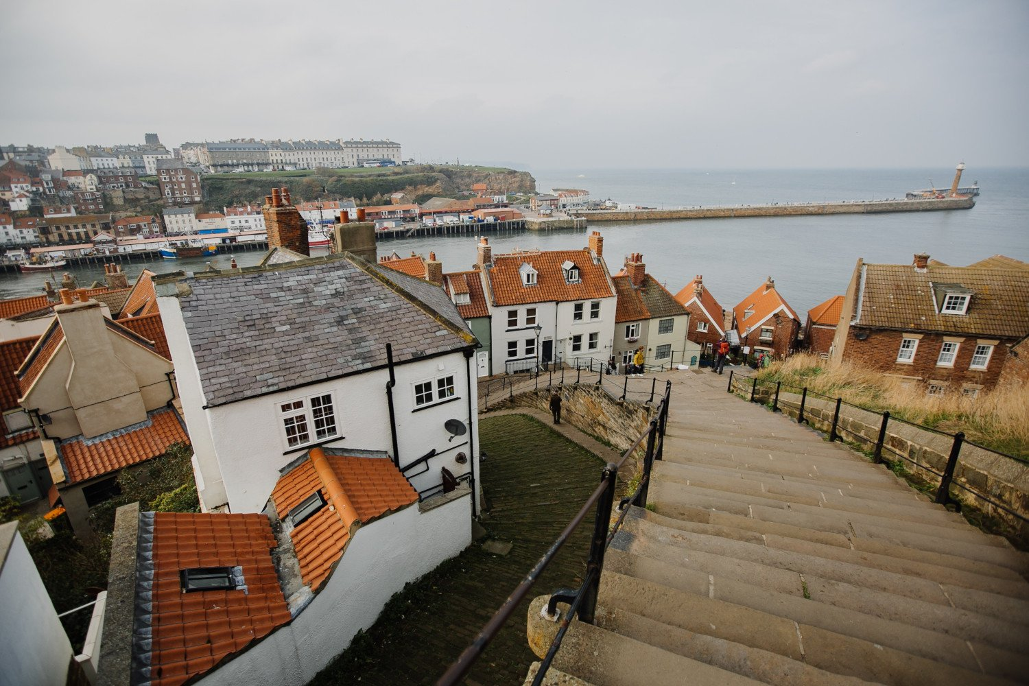 Holiday Accommodation, Whitby, England
