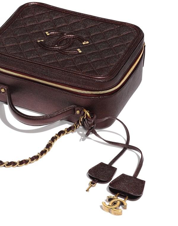 Vanity Case Handbag Stories - Chanel