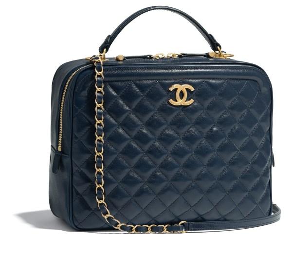Vanity Case Handbag Stories Chanel
