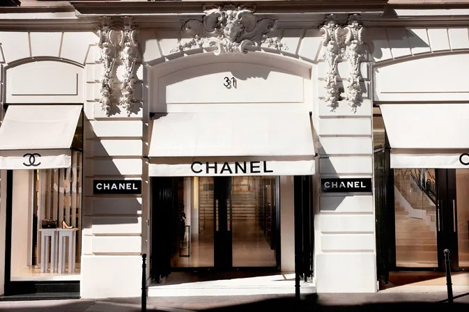 31 rue cambon the story behind the facade  CHANEL