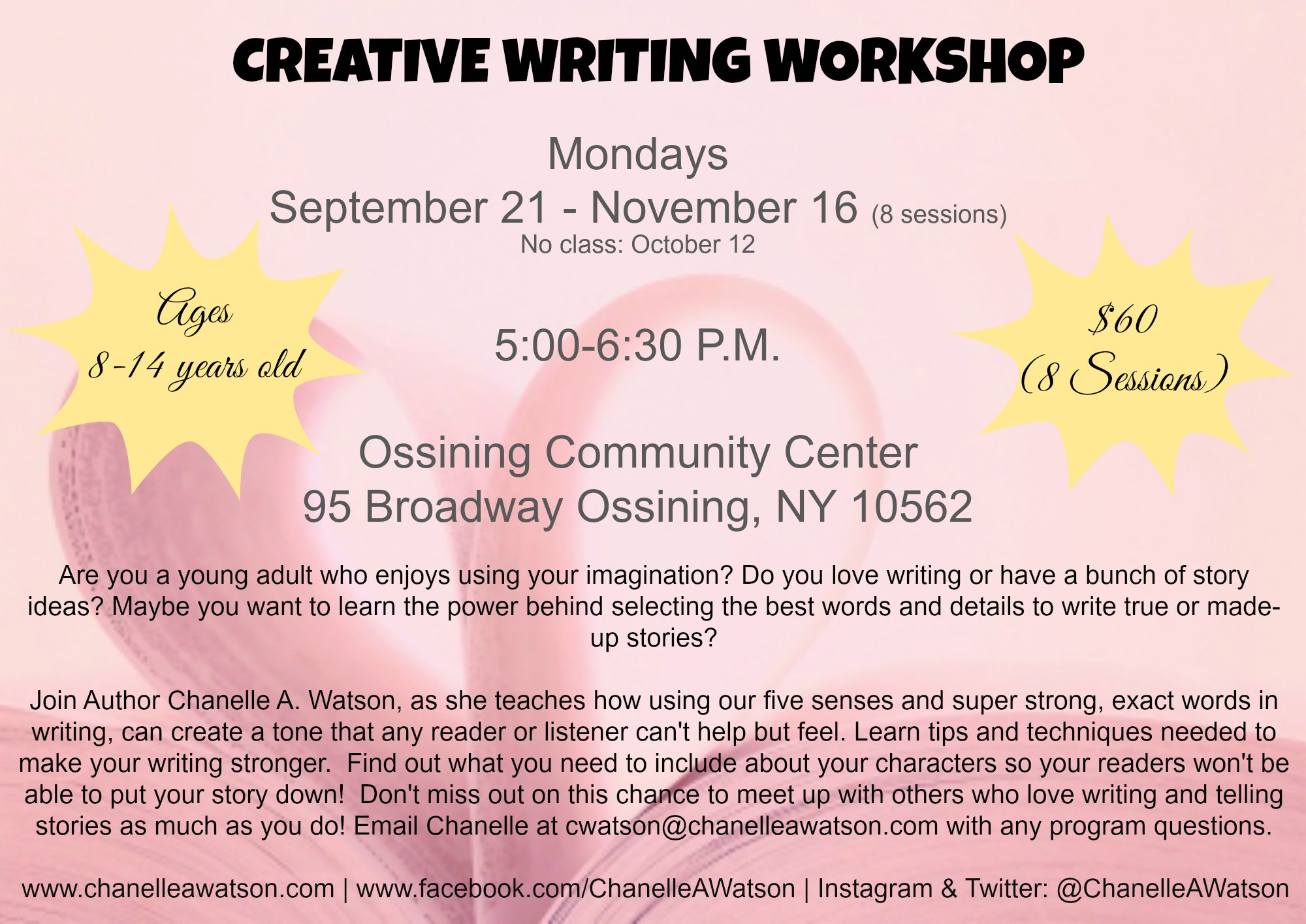 Creative writing conference minneapolis