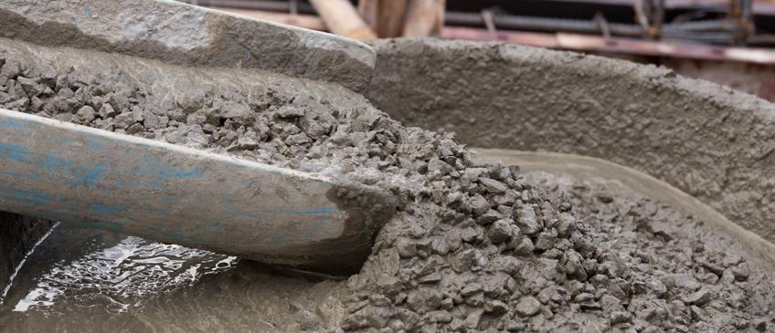 Water Concrete