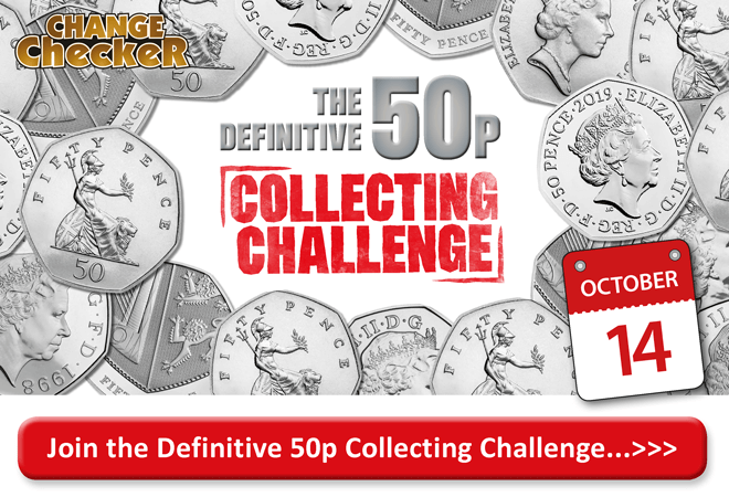 17 Tips to Complete your Definitive 50p Collecting Challenge