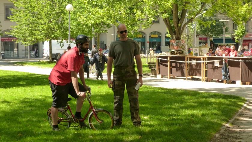BBP - Course de Mini vélo