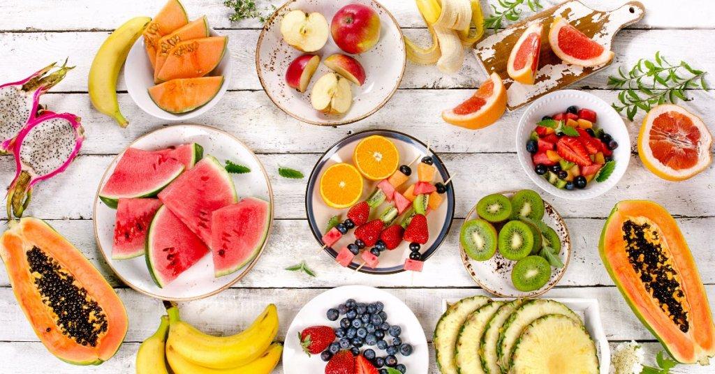 25 τρόποι για να εντάξετε τα φρούτα και λαχανικά στην διατροφή σας. . .