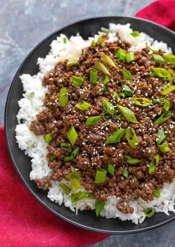 Instant Pot Korean Recipe