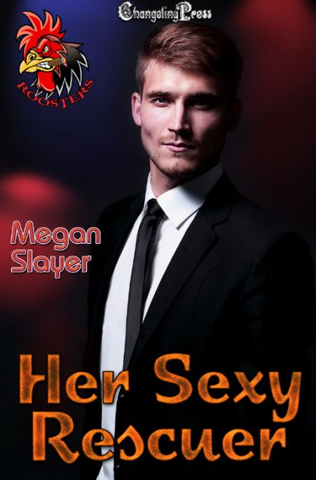 Her Sexy Rescuer (Jordan Brothers 4)
