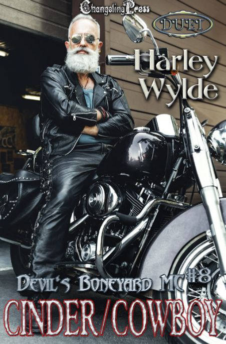 Cinder/Cowboy Duet (Dixie Reapers MC Print 8)