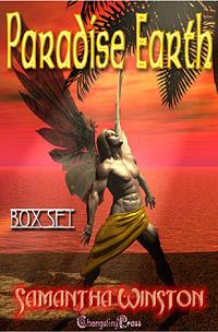Paradise Earth (Box Set) by Samantha Winston
