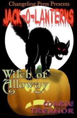 Witch of Alloway (Jack-O-Lanterns Multi-Author 1)