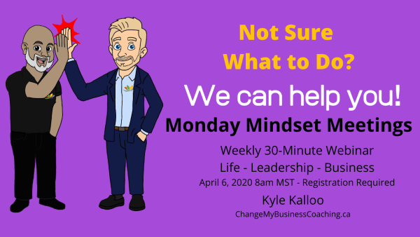 CMBC Blog: Monday Mindset Meetings