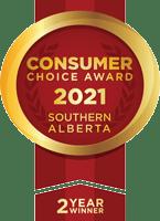 Consumer Choice Award Southern ALBERTA 2021 - 2 years | Change My Life Coaching