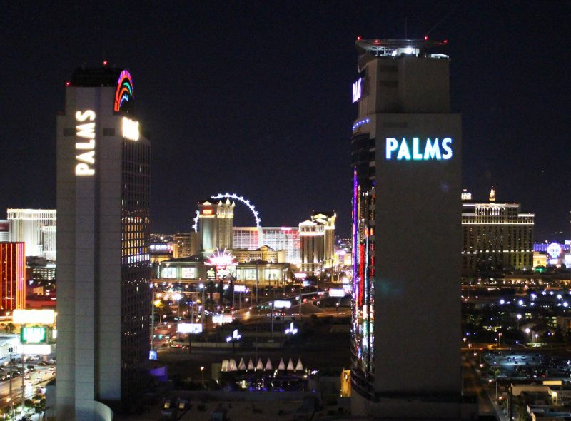 Hotels in Las Vegas without casinos